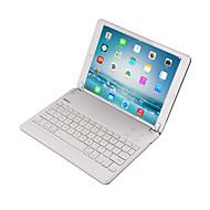 halpa iPad näppäimistöt-Bluetooth ergonominen näppäimistö Taiteltava varten iPad Air 2 Bluetooth