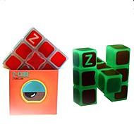 お買い得  -ルービックキューブ z-cube スクランブルキューブ / フロッピーキューブ ルミナスグローキューブ 1*3*3 スムーズなスピードキューブ マジックキューブ パズルキューブ ストレスや不安の救済 オフィスデスクのおもちゃ 夜光計 クラシックテーマ 夜光 子供用 おもちゃ 男女兼用 ギフト