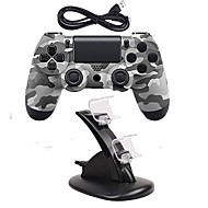 abordables Accesorios PS4-for PS4 Remotos - Sony PS4 100 Empuñadura de Juego > 480
