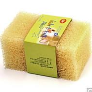 abordables Esponjas y estropajos-Alta calidad 1pc Esponja de microfibra Esponja y Estropajo, 11.5*7*3