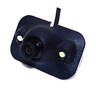 お買い得  -ziqiao ccd hdナイトビジョンカーカメラ360度回転死角エリア撮影