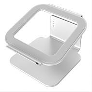 Недорогие Подставки и стенды для MacBook-Регулируемая подставка Другое для ноутбука Всё в одном Алюминий Другое для ноутбука