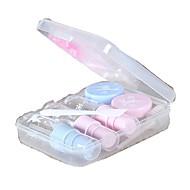 abordables Botellas para Cosmética-Botes para Cosméticos Un Color Others Plásticos
