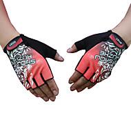 반 손가락 남여 공용 오토바이 장갑 의류 데님 착용 가능한 선크림 미끄럼 방지 통기성