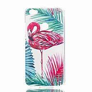 voordelige Mobiele telefoonhoesjes-hoesje Voor Xiaomi Redmi Note 5A Redmi Note 4X Patroon Achterkant Flamingo Zacht TPU voor Redmi Note 5AA Xiaomi Redmi Note 4X Xiaomi