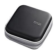 お買い得  MacBook 用ケース/バッグ/スリーブ-アクセサリー収納バッグ ソリッド EVA のために 36容量CD DVDケース