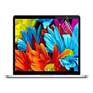 billige Skærmbeskyttelse til Mac-Skærmbeskytter MacBook for PET 1 stk Skærmbeskytter Ridsnings-Sikker High Definition (HD)
