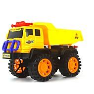 abordables Coches y miniaturas de juguete-Coches de juguete Camión Juguetes Cuadrado Vehículos Simulación Clásico PVC / Vinilo Todo 1pcs Piezas