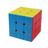 お買い得  -ルービックキューブ 1 PCSの Shengshou D0889 レインボーキューブ 3*3*3none スムーズなスピードキューブ マジックキューブ パズルキューブ 子供 ファッション キュービック ギフト フリーサイズ