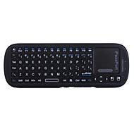 お買い得  -ipazzport ipazzport 2.4G mini keyboard KP-810-19S-RU エアーマウス 2.4GHz帯のワイヤレス Android その他 Windows マックOS X Linux XP Vista WIN7 WIN8 Mac OSX