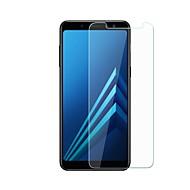 お買い得  Samsung 用スクリーンプロテクター-スクリーンプロテクター Samsung Galaxy のために A8+ 2018 強化ガラス 1枚 スクリーンプロテクター 傷防止 硬度9H