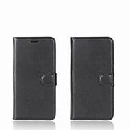 preiswerte Handyhüllen-Hülle Für Xiaomi Redmi 5A Mi Mix Kreditkartenfächer Geldbeutel mit Halterung Flipbare Hülle Ganzkörper-Gehäuse Volltonfarbe Hart PU-Leder
