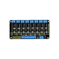 お買い得  -keyduudio arduino用8チャンネルソリッドステートリレーモジュール
