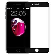 Недорогие Защитные плёнки для экранов iPhone 8 Plus-Защитная плёнка для экрана Apple для iPhone 8 Pluss Закаленное стекло 1 ед. Защитная пленка для экрана 3D закругленные углы Защита от