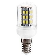 halpa -SENCART 1kpl 5 W LED-maissilamput 1200 lm E14 GU10 T 42 LED-helmet SMD 5730 Koristeltu Lämmin valkoinen 12 V