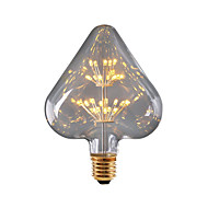 お買い得  LED ボール型電球-BRELONG® 1個 3W 300lm E26 / E27 LEDボール型電球 30 LEDビーズ SMD 星の 装飾用 イエロー 220-240V