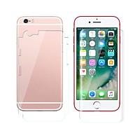 Недорогие Защитные плёнки для экрана iPhone-Защитная плёнка для экрана Apple для iPhone 6s iPhone 6 TPG Hydrogel 2 штs Защитная пленка для экрана и задней панели Против отпечатков