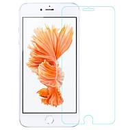 Недорогие Защитные плёнки для экранов iPhone 8 Plus-Защитная плёнка для экрана Apple для iPhone 8 Pluss Закаленное стекло 1 ед. Защитная пленка для экрана Против отпечатков пальцев Защита