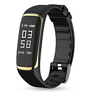 cheap Daily Deals-P9 Electric Android iOS Bluetooth Smart Pedometer Fitness Tracker Activity Tracker Sedentary Reminder / 250-300