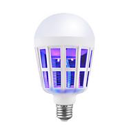 お買い得  LED ボール型電球-BRELONG® 1個 15W 9W 200lm E26 / E27 LEDボール型電球 12 LEDビーズ SMD 昆虫モスキートフライキラー ホワイト 220-240V