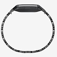 Недорогие Аксессуары для смарт-часов-Ремешок для часов для Fitbit ionic Fitbit Современная застежка Металл Повязка на запястье