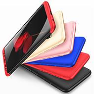 Недорогие Чехлы и кейсы для Galaxy S8 Plus-Кейс для Назначение SSamsung Galaxy S9 S9 Plus Защита от удара Чехол Однотонный Твердый ПК для S9 Plus S9 S8 Plus S8 S7 edge S7