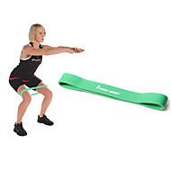 お買い得  -KYLINSPORT エクササイズ用レジスタンスバンド と 1 pcs ゴム アスレチックトレーニング 筋力トレーニング, 懸垂, 理学療法 ために ヨガ / ピラティス / フィットネス 家 / オフィス