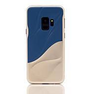 Недорогие Чехлы и кейсы для Galaxy S9-Кейс для Назначение SSamsung Galaxy S9 S9 Plus Защита от удара Матовое Кейс на заднюю панель броня Твердый ПК для S9 Plus S9