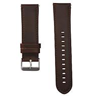 Недорогие Аксессуары для смарт-часов-Ремешок для часов для Huawei Watch 2 Huawei Современная застежка Натуральная кожа Повязка на запястье