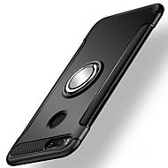billige Mobilcovers-Etui Til Xiaomi Mi 5X Stødsikker Ringholder Bagcover Rustning Hårdt PC for Xiaomi Mi 5X Xiaomi A1
