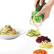 お買い得  キッチン用小物-キッチンツール プラスチック 多機能 クリエイティブキッチンガジェット 野菜のための フルーツのための 切削工具 1個