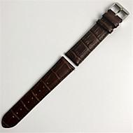 Недорогие Часы для Samsung-Ремешок для часов для Gear S3 Frontier Gear S3 Classic Samsung Galaxy Современная застежка Натуральная кожа Повязка на запястье