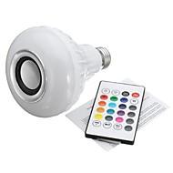 お買い得  スピーカー-E27 Bluetooth ブルートゥース 4.0 1 x 電源コネクター 電球コネクタ