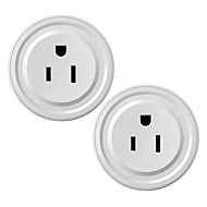 cheap -WAZA Smart Plug(US) Mini Outlet Compatible with Amazon Alexa and Google Assistant, Wifi Enabled Remote Control Smart Socket with Timer Function, No Hub Required(2-Pack)