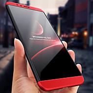 お買い得  携帯電話ケース-ケース 用途 Huawei Honor 9 Lite / Honor 7X つや消し バックカバー ソリッド ハード PC のために Honor 9 / Huawei Honor 9 Lite / Honor 8