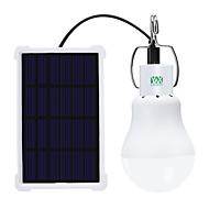 voordelige LED-schijnwerperlampen-YWXLIGHT® 1pc 5W LED-schijnwerperlampen Zonne-energie Waterbestendig Licht controle Buitenverlichting Koel wit DC3.7V