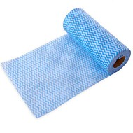 abordables Escobillas y cepillos de mano-Cocina Limpiando suministros Telas no tejidas Cepillo y Trapo de Limpieza Simple / Plegable / Almacenamiento 1pc