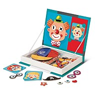 お買い得  おもちゃ & ホビーアクセサリー-MINGYUAN 8726-3 3Dパズル ピエロ かわいい / 親子インタラクション 子供用 / 子供 フリーサイズ ギフト