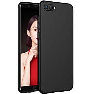 Недорогие Чехлы и кейсы для Huawei Honor-Кейс для Назначение Huawei Honor 10 / Honor 9 Lite Матовое Кейс на заднюю панель Однотонный Твердый ПК для Huawei Honor 10 / Huawei Honor 9 Lite / Honor 7X