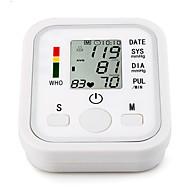 abordables Presión sanguínea-Factory OEM Monitor de Presión Sanguínea B02 para Hombre y mujer Indicador de carga / Uso inalámbrico