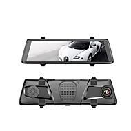 Недорогие Видеорегистраторы для авто-V6 1080p Ночное видение Автомобильный видеорегистратор 150° Широкий угол 10.1 дюймовый IPS Капюшон с WIFI / GPS / G-Sensor Автомобильный