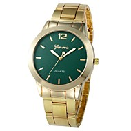cheap Jewelry & Watches-Women's Bracelet Watch Quartz Chronograph Cute Creative Alloy Band Analog Casual Fashion Gold - Pink Light Blue Dark Green One Year Battery Life / SSUO LR626 / Tianqiu 377