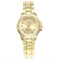cheap -Women's Dress Watch / Wrist Watch Chinese New Design / Casual Watch Alloy Band Fashion / Elegant Silver / Gold