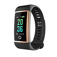 cheap -KUPENG M18 Smart Bracelet Smartwatch Android iOS Bluetooth GPS Smart Sports Waterproof Pedometer Call Reminder Activity Tracker Sleep Tracker Sedentary Reminder / Heart Rate Monitor / Touch Screen