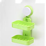 お買い得  浴室用小物-ホック 防水 / スリップ保護 現代コンテンポラリー プラスチック 1パック バスルームの装飾