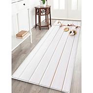 billiga Mattor och filtar-Dörrmatta / area mattor Ledigt / Land Flanell, Rektangulär Överlägsen kvalitet Matta / Halkfri