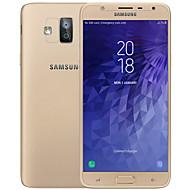 お買い得  Samsung 用スクリーンプロテクター-Nillkin スクリーンプロテクター のために Samsung Galaxy J7 Duo PET 2 PCS フロント&カメラレンズプロテクター 超薄型 / マット / 傷防止
