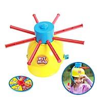 お買い得  おもちゃ & ホビーアクセサリー-アイデア&いたずらおもちゃ / ストレス解消グッズ 家族 / ウェットヘッドゲーム 面白い 大人 / ティーンエイジャー ギフト