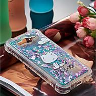 preiswerte Handyhüllen-Hülle Für Huawei Y6 (2017)(Nova Young) / Y3 (2017) Stoßresistent / Mit Flüssigkeit befüllt / Muster Rückseite Einhorn Weich TPU für Huawei Y7 Prime(Enjoy 7 Plus) / Huawei Y7(Nova Lite+) / Huawei Y6