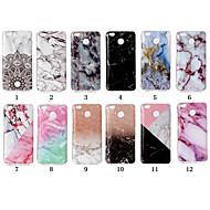 preiswerte Handyhüllen-Hülle Für Xiaomi Redmi 4X Muster Ganzkörper-Gehäuse Marmor Weich TPU für Xiaomi Redmi 4X